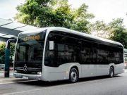 Mercedes Benz представив новий електроавтобус із запасом ходу 250 км