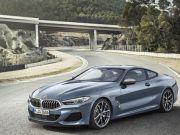 BMW показала облик серийного купе нового 8 Series