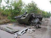 Укравтодор оцінює збитки від пошкодження доріг в зоні АТО у 1,8 млрд грн