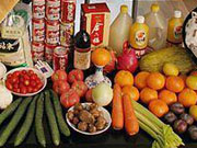 За яких умов в Україні можуть подешевшати продукти - думка експерта (інфографіка)