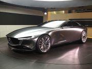 Mazda показала концепт нового купе