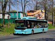 Чернігів підписав договір про постачання 6 тролейбусів за 30 млн гривень