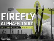 Украино-американская компания Firefly Aerospace запустила ракету Alpha