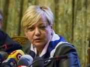 Гонтарева: Політична криза в Україні несе загрозу економічному зростанню