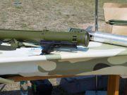 В Украине начали выпускать реактивные пехотные огнеметы