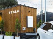 Tesla показала дом будущего на колесах (фото)