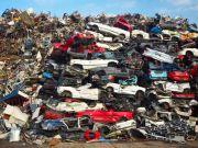 За рахунок держави: в Україні готуються до утилізації старих авто