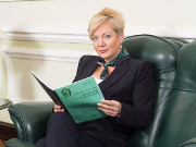 Гонтарєва розповіла про долю банків з російським капіталом