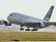 Скорочення виробництва літаків A380 і A400M торкнеться 3,7 тис. співробітників Airbus