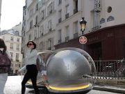 Renault показал летающие машины-пузыри