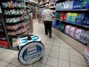 На улицах Парижа появятся автономные роботы по доставке еды