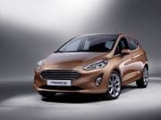 Ford показав нову Fiesta