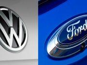 VW і Ford створюють альянс для розробки автофургонів і пікапів