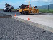Цього року планують завершити будівництво першої бетонної дороги в Україні (фото, відео)