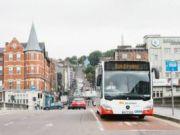 В Ірландії проходять «зелені» тести автобусів з різними силовими агрегатами