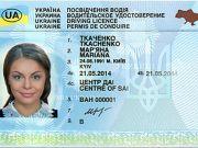 В Украине мошенники начали промышлять поддельными европейскими водительскими правами