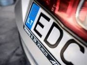 """ДФС по телефону зможе надати інформацію щодо цін розмитнення авто на """"єврономерах"""""""