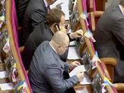 Депутаты отменили голосование именными бюллетенями