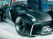 Toyota показала двомісний гоночний електрокар із віртуальною реальністю (фото)