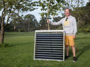 Українські сонячні жалюзі SolarGaps вийшли на Kickstarter