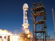 Blue Origin відправить перших космічних туристів в 2019 році