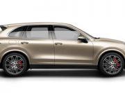 В Европе отзовут 22 тысячи автомобилей Porsche Cayenne