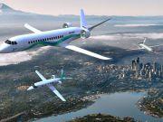 Гибридный электросамолет от Zunum снизит цену перелетов на 80%