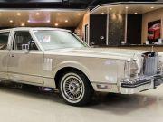 Представлен Lincoln Continental 1980 года (фото)