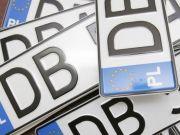З січня поліція отримала законні повноваження штрафувати авто на єврономерах