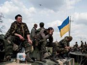 В зоне АТО находится почти 10 тыс. бойцов Нацгвардии и МВД