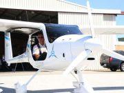 В Австралии прошли успешные испытания легкого электросамолета