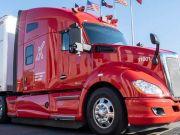 Безпілотні вантажівки вже почали доставляти вантажі в Техасі (відео)