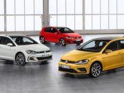 Volkswagen представила официальные фото VW GOLF 2017