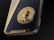 Випущено золотий iPhone X з ракетою (фото)