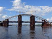 На строительство Подольского моста выделили 630 млн грн