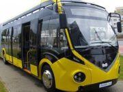 У Запоріжжі курсуватимуть електричні рейсові автобуси