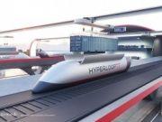 Анонсировали концепцию Hyperloop для перевозки портовых грузов (видео)