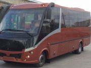 В Україні починають виробляти сучасні автобуси