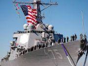 США направляют в Черное море эсминец, оснащенный уникальной системой противоракетной обороны Aegis
