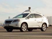 Беспилотный автомобиль Google впервые попал в ДТП в США