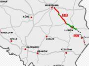 В Польше построят автомагистраль из Варшавы в направлении Украины