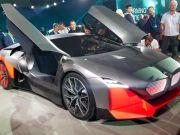 BMW M выпустит новый суперкар