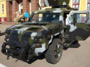 КрАЗ готовит расширение линейки военных автомобилей