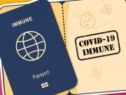 В Госпогранслужбе оценили перспективы введения COVID-паспортов
