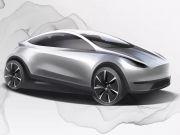 Илон Маск пообещал для серийного тягача Tesla Semi запас хода 1000 км