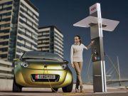 В Украине растет количество зарегистрированных электромобилей (инфографика)