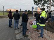 Австралийские печатники денег прекратили работу, требуя увеличения заработной платы