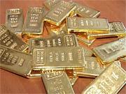 Золото доходить до межі