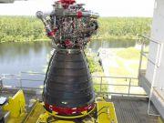 В США испытали двигатель сверхтяжелой ракеты