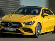 Новый Mercedes-AMG CLA 35 представили официально